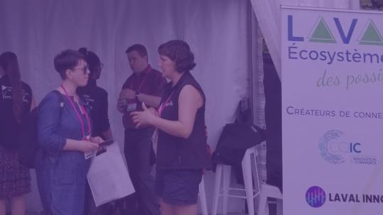 Flashback sur la participation de Laval Innov au Startupfest 2019