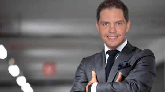 FrançoisBilodeau nommé directeur général de Laval Innov