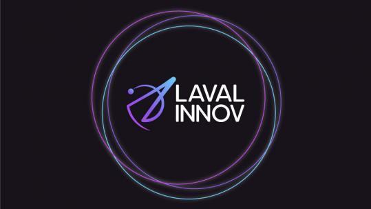 Nouvelle identité de Laval Innov , nouveau site web et une nouvelle équipe