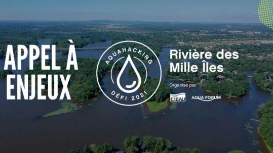 Laval Innov fait partie du comité aviseur du Défi AquaHacking 2021
