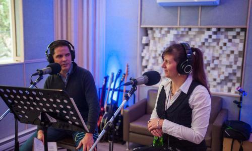 Podcast Simplement Audacieux Episode 1 presentateurs