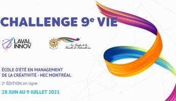 École d'été de HEC: Challenge Laval Innov & Au Jardin de la Famille de Fabreville inc.