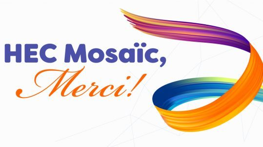 """HEC Mosaïc, Penser """"en dehors de la boite"""" grâce à l'intelligence collective"""