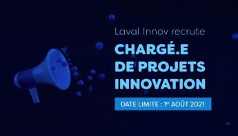 Chargé.e de projets – innovation