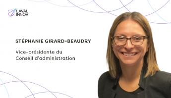 Nouvelles nominations au sein du conseil d'administration de Laval Innov